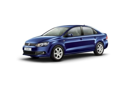 Volkswagen Vento 2010-2013 Front Left Side Image