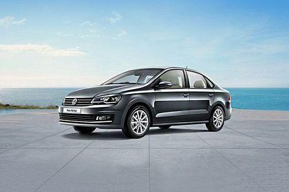 Volkswagen Vento 2015-2019 Front Left Side Image