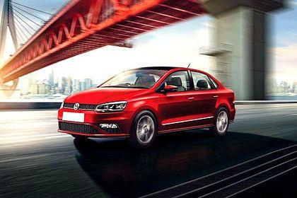 Volkswagen Vento Front Left Side Image