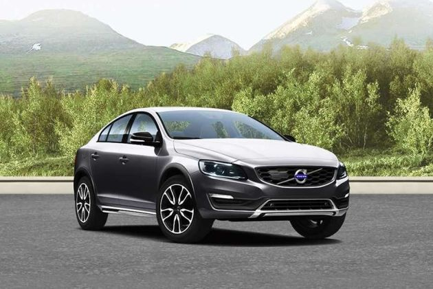Volvo S60 Cross Country Front Left Side Image