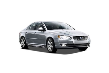 Volvo S80 Front Left Side Image