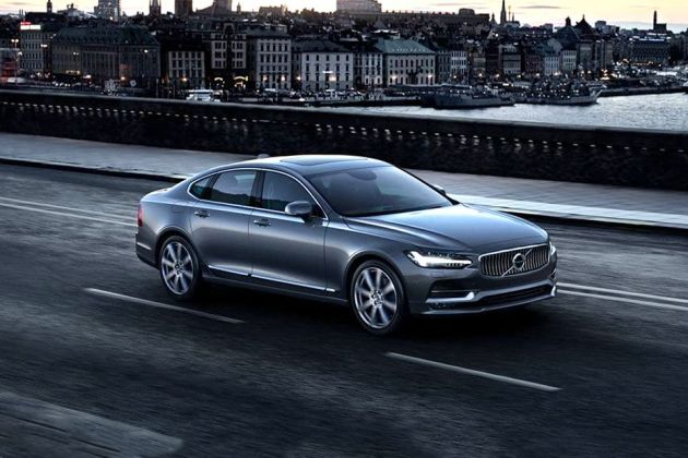 Volvo S90 Price Images Review Specs