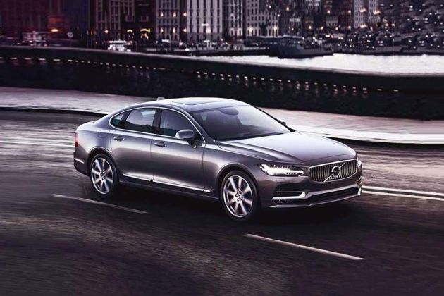 Volvo S90 Price Images Review Mileage Specs