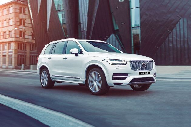 Volvo XC90 Front Left Side Image