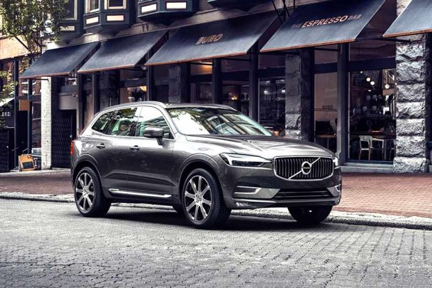 ವೋಲ್ವೋ xc60 front left side image