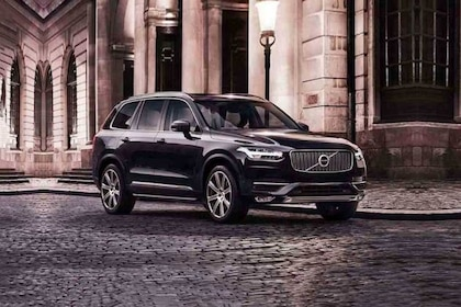 ವೋಲ್ವೋ XC90 front left side image