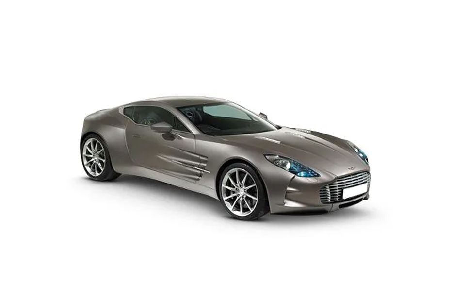 Aston Martin One 77 Front Left Side Image