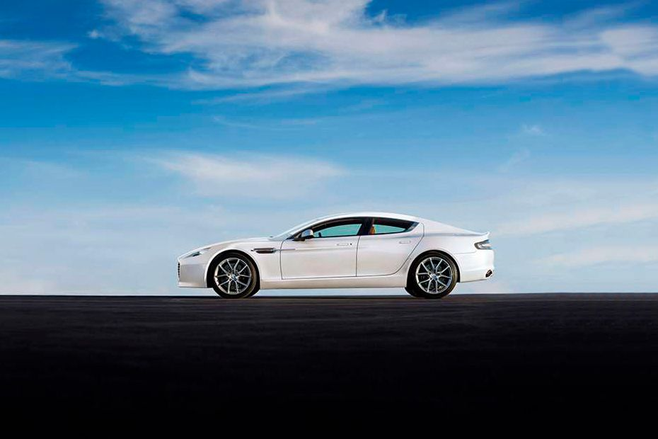 Aston Martin Rapide Side View (Left)  Image