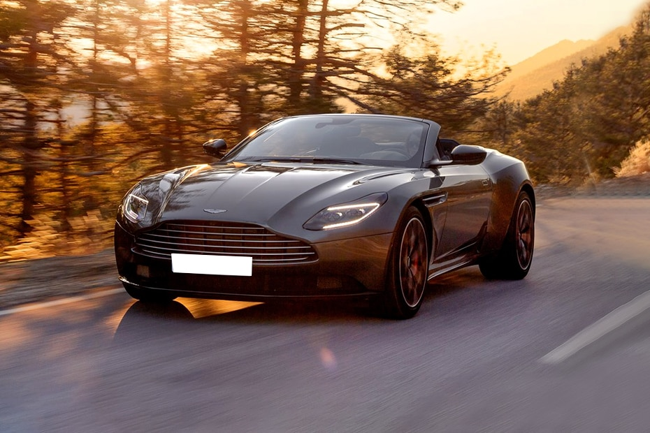 Aston Martin DB11 Front Left Side
