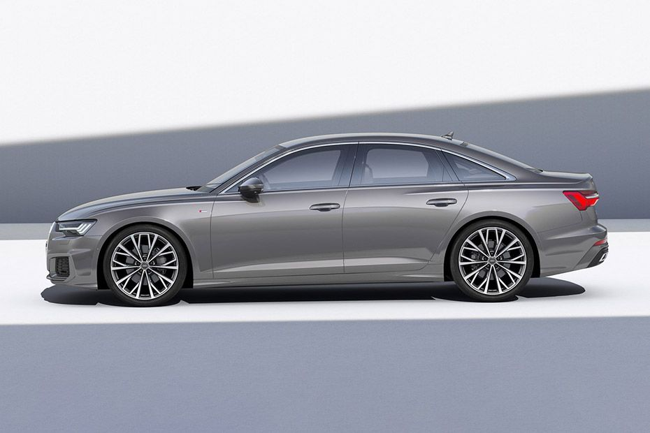 Audi A6 2019 Side View (Left)  Image