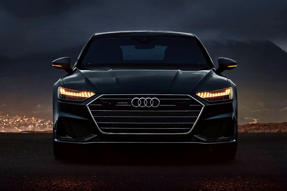 Audi A7 Front View Image