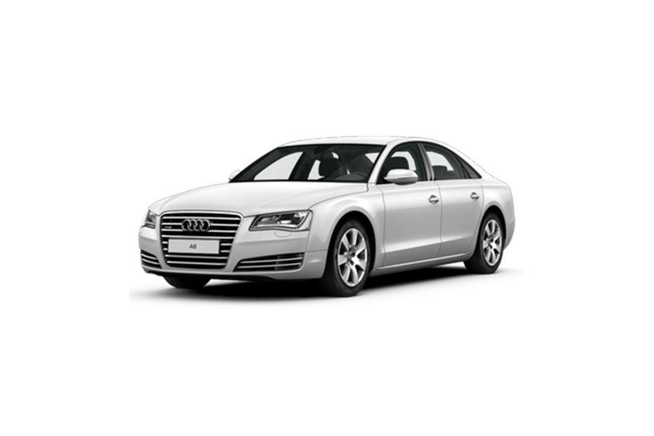 Audi A8 2010-2013 Front Left Side Image