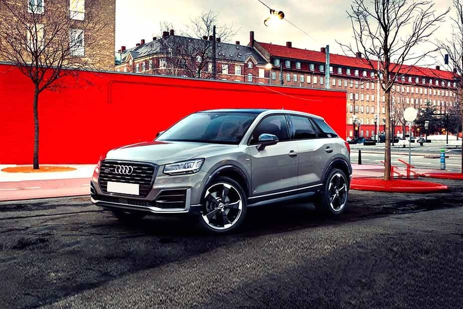 Audi Q2 Front Left Side Image