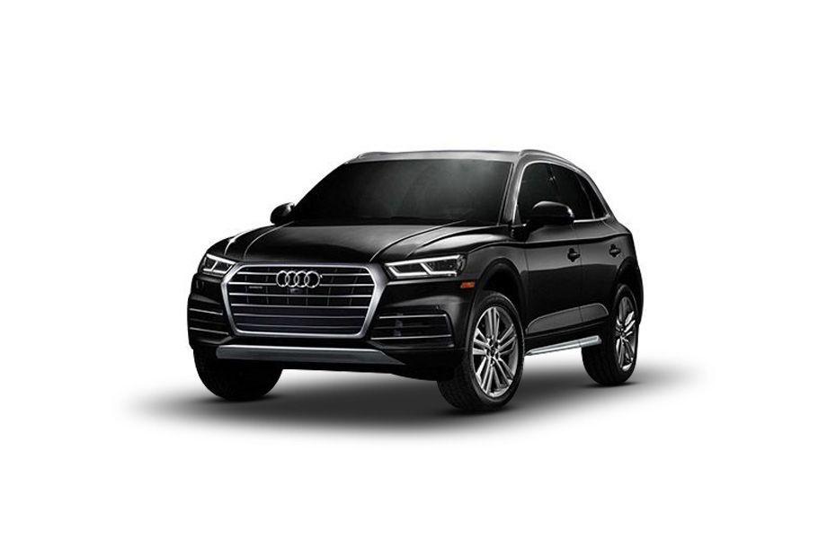 Audi Q5 2012-2017 Front Left Side Image