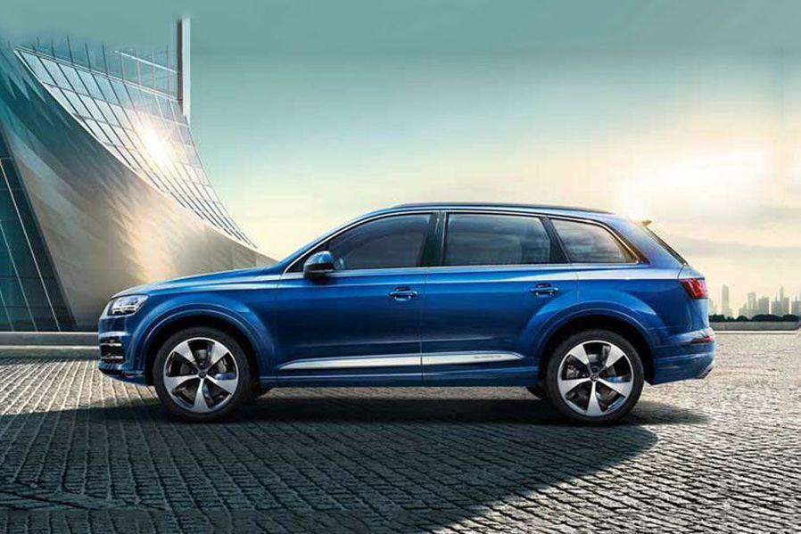Audi Q7 5-spoke Alloy Wheels