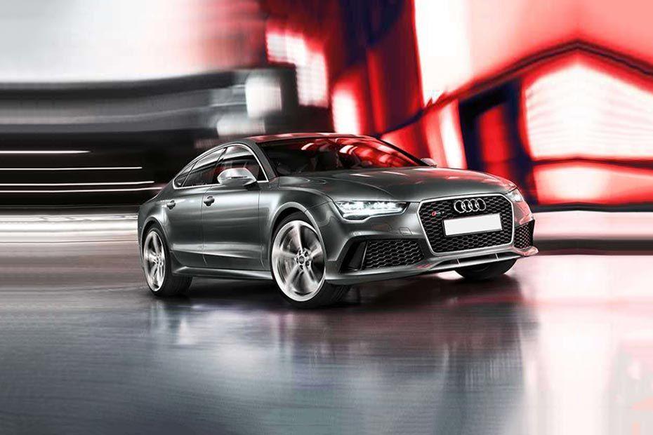 Audi RS7 Front Left Side Image