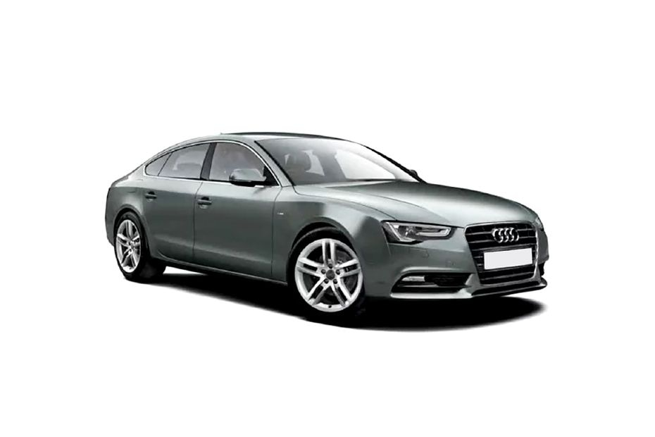 Audi S5 2015-2017 Front Left Side Image