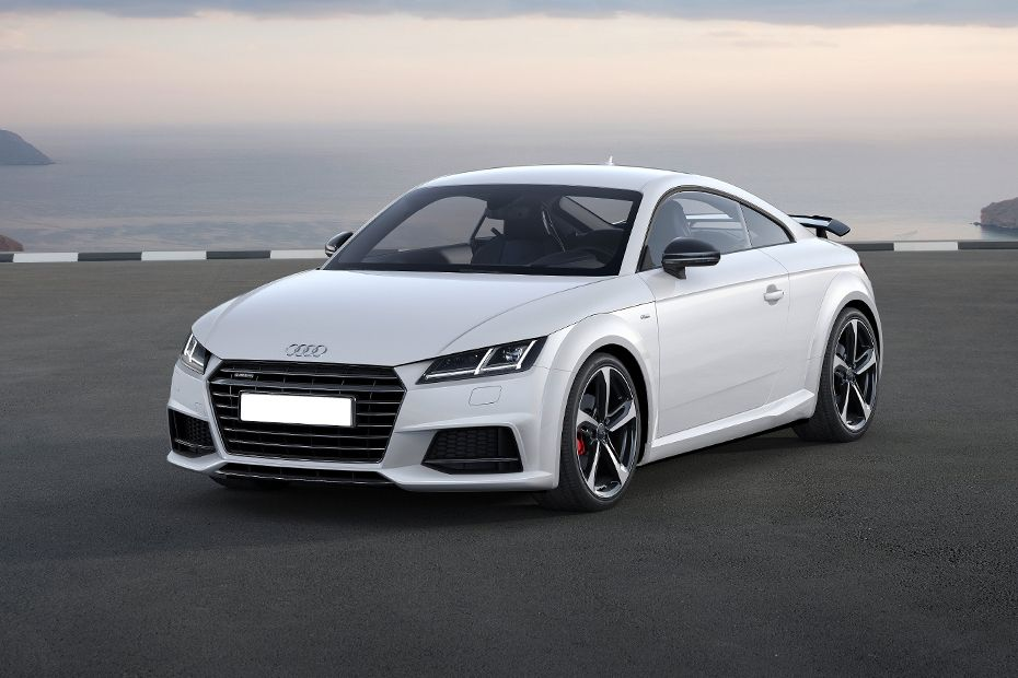 Audi TT Front Left Side Image