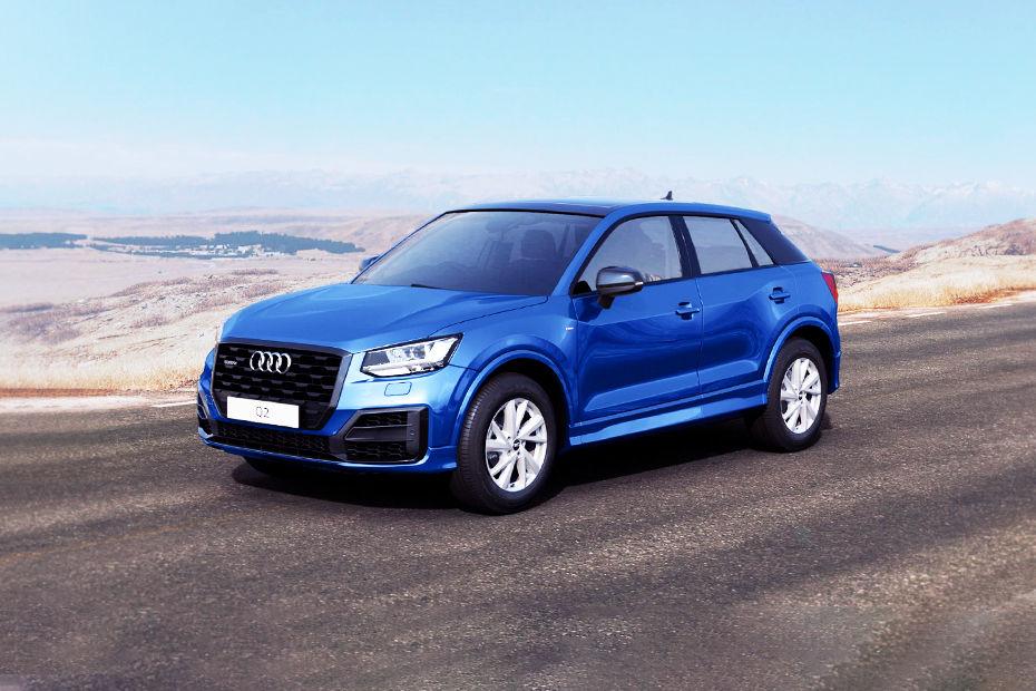 Audi Q2 Price in India, Images, Review & Specs