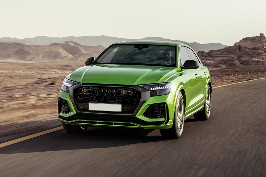 Audi RS Q8 Front Left Side