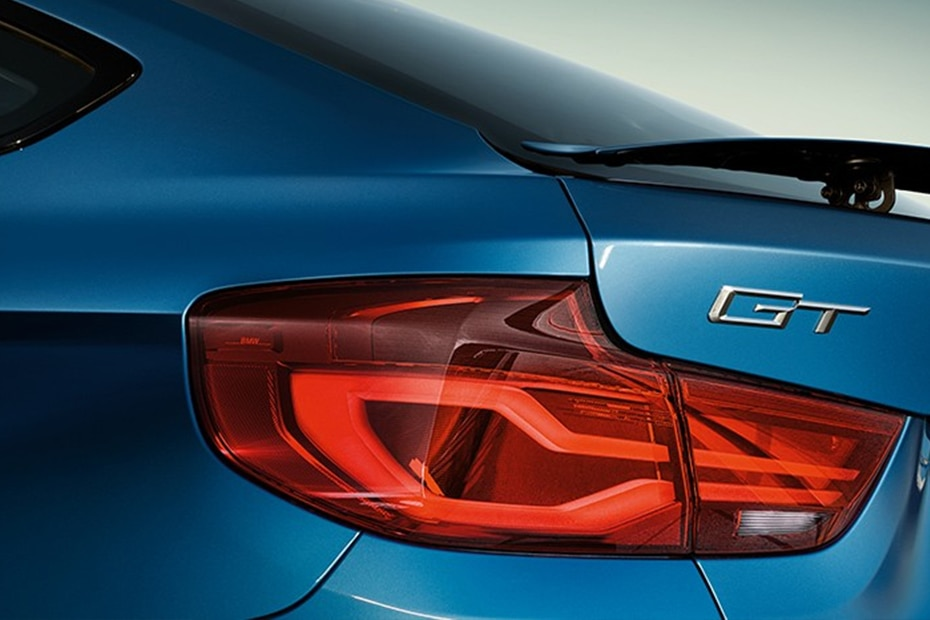 BMW 3 Series GT Taillight