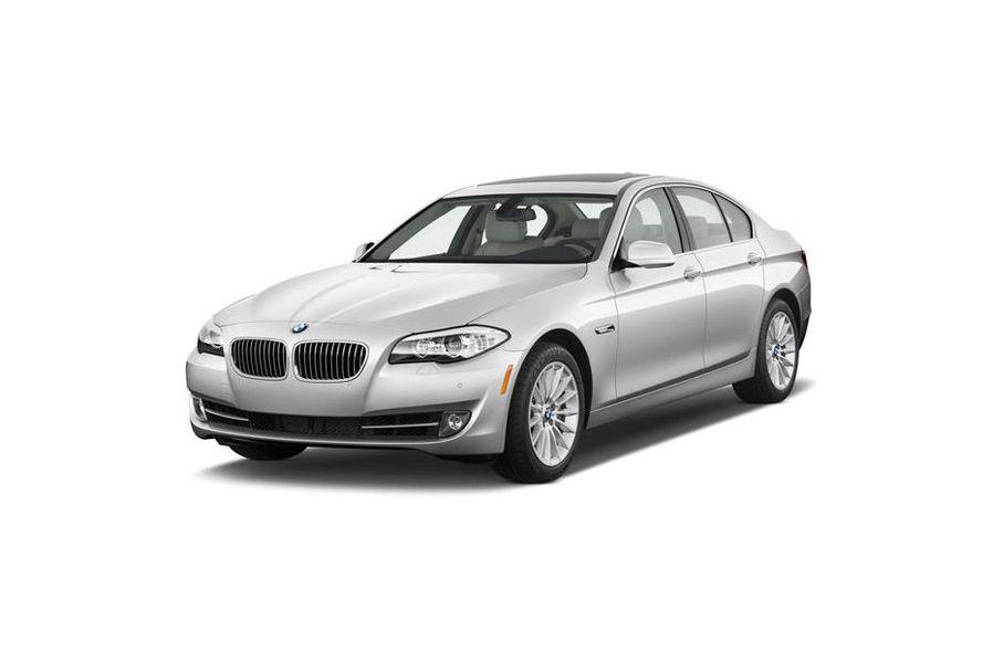 BMW 3 Series 2011-2015 Front Left Side Image