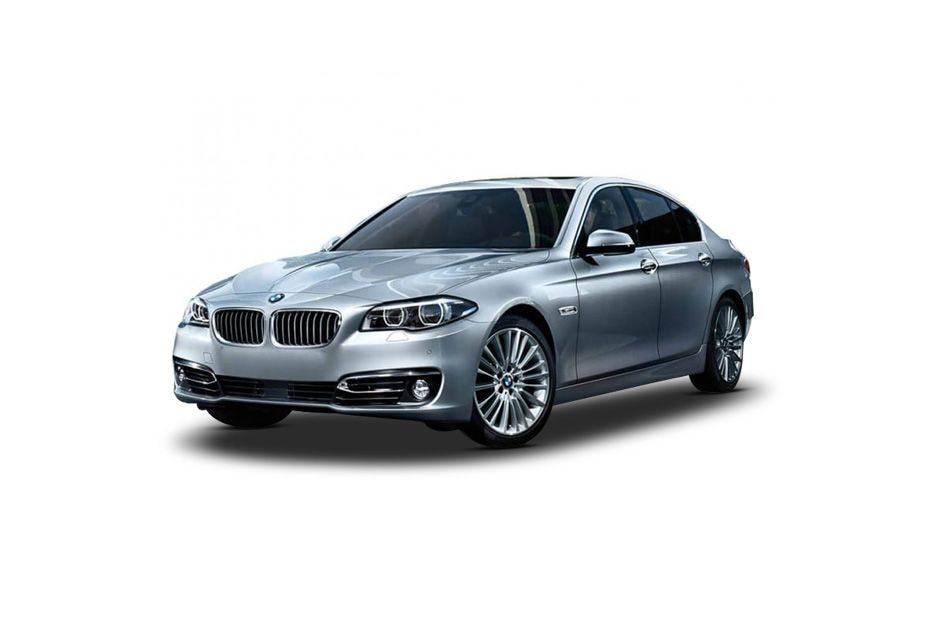 BMW 5 Series 2013-2017 Front Left Side Image