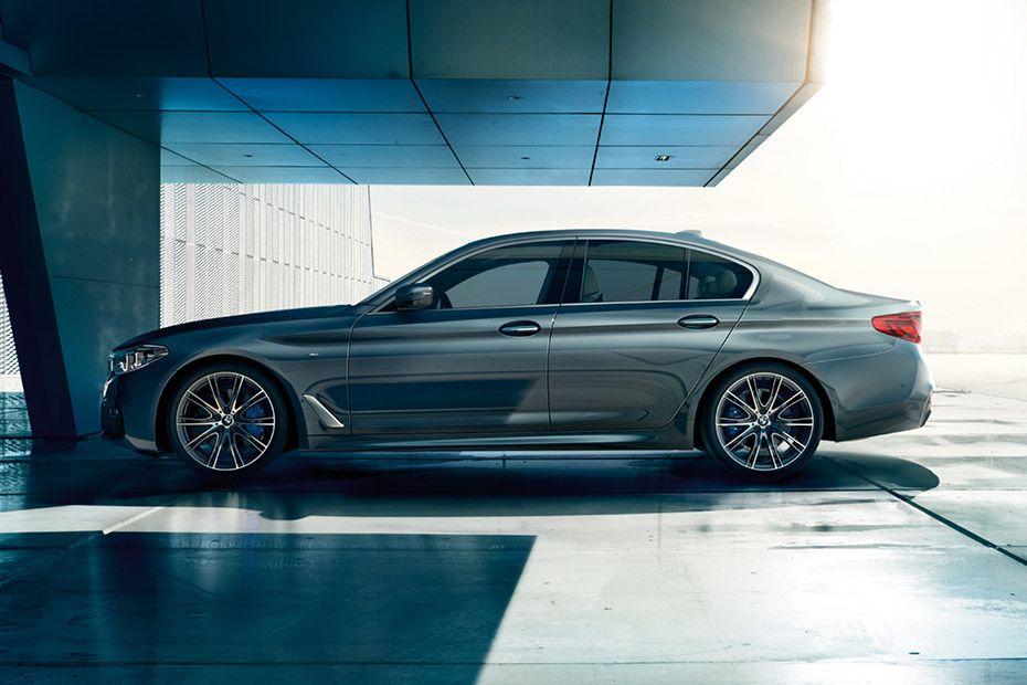 BMW 5 Series Specifications & Features, Configurations