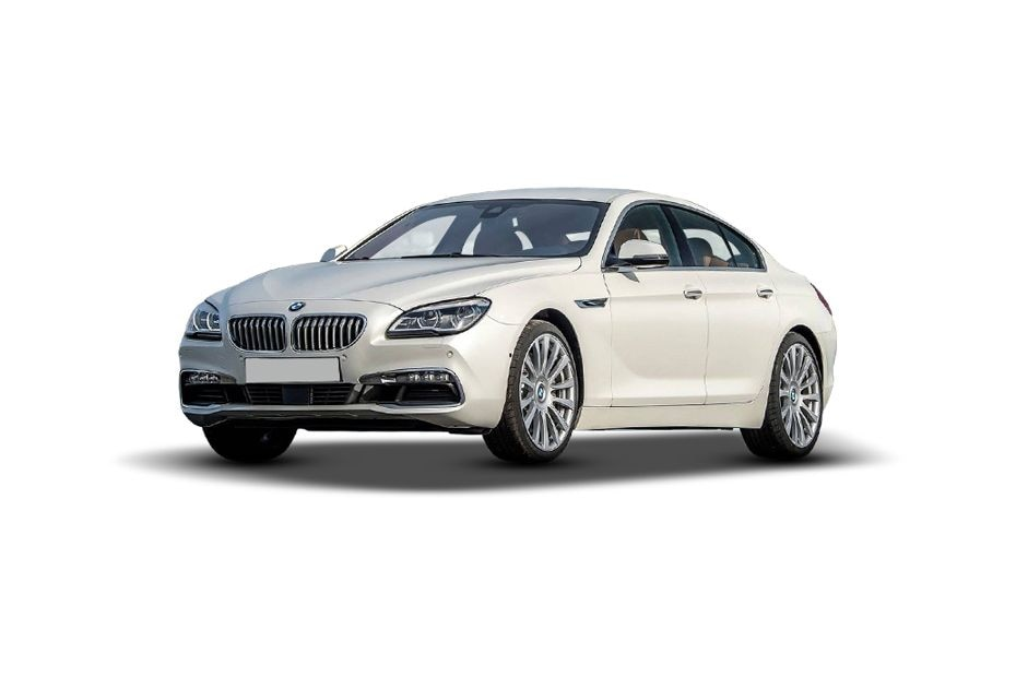 BMW 6 Series 2013-2015 Front Left Side Image