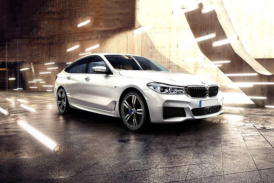 BMW 6 Series Front Left Side Image