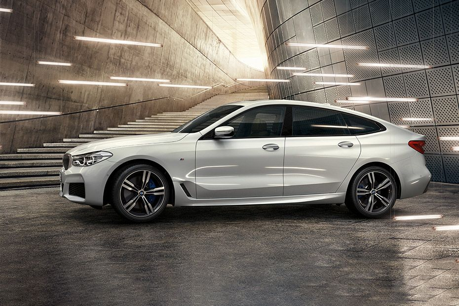 BMW 6 Series Side View (Left)  Image