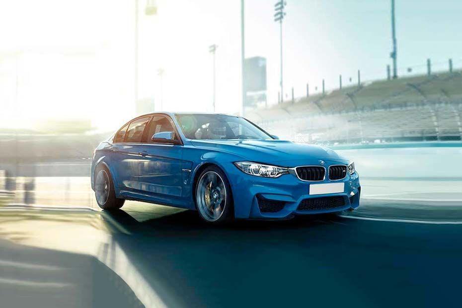 BMW M Series Front Left Side Image