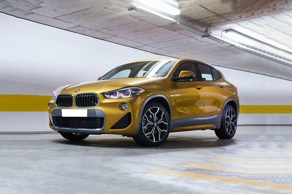 BMW X2 Front Left Side Image