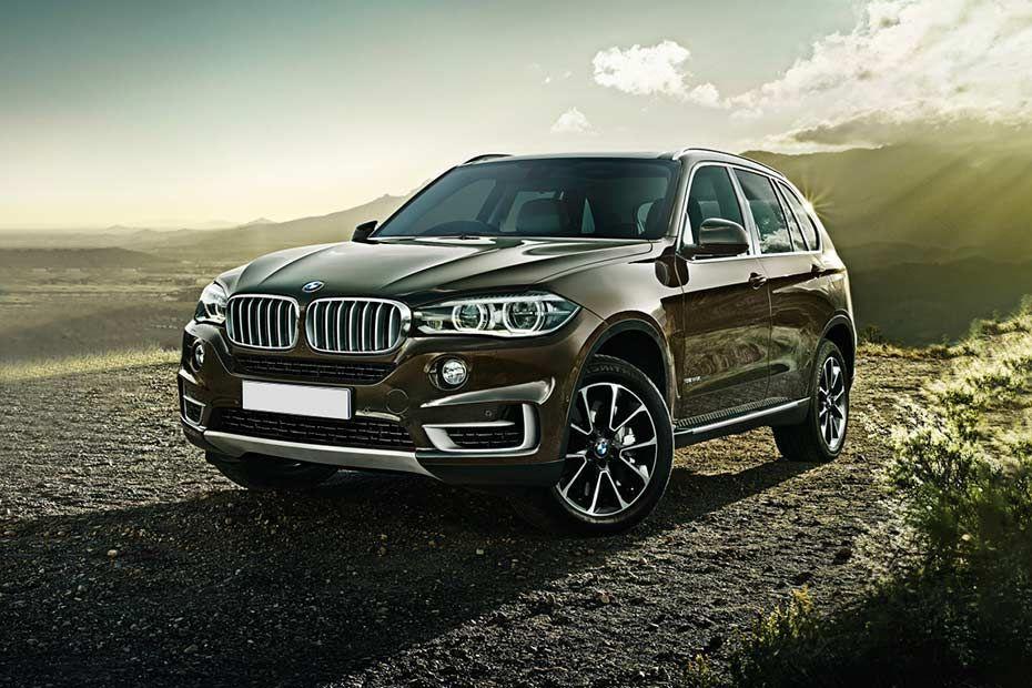 BMW X5 Front Left Side Image