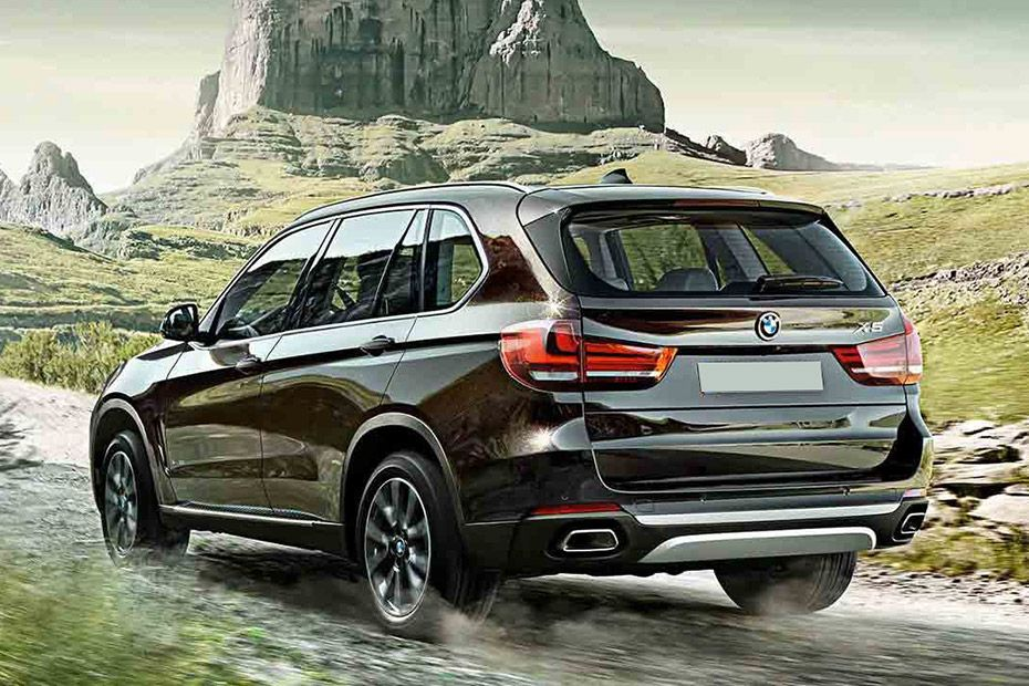 BMW X5 2014-2019 Rear Left View Image