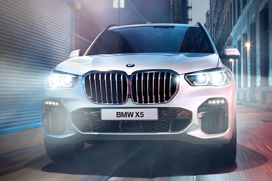 BMW X5 Front View Image