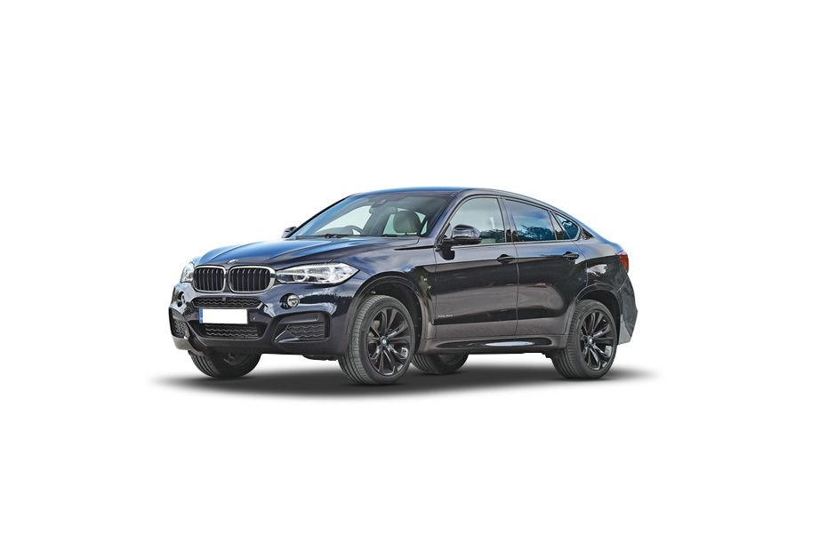 BMW X6 2009-2014 Front Left Side Image