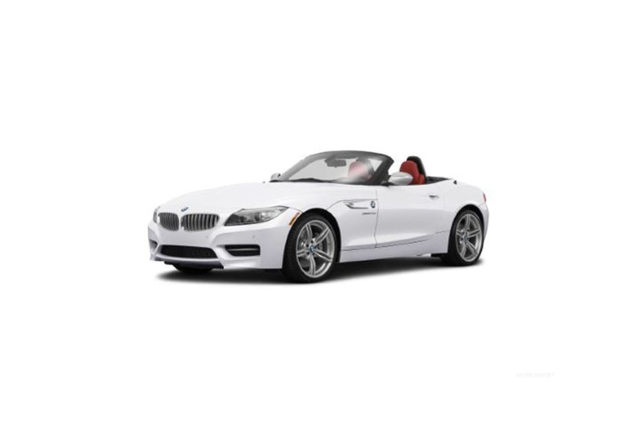 BMW Z4 2009-2013 Front Left Side Image