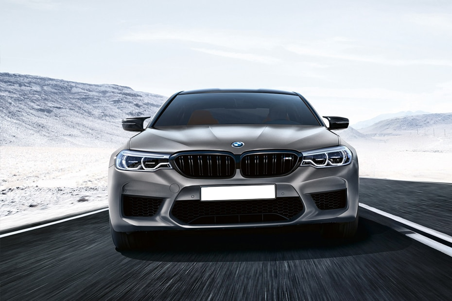 BMW M Series Front View