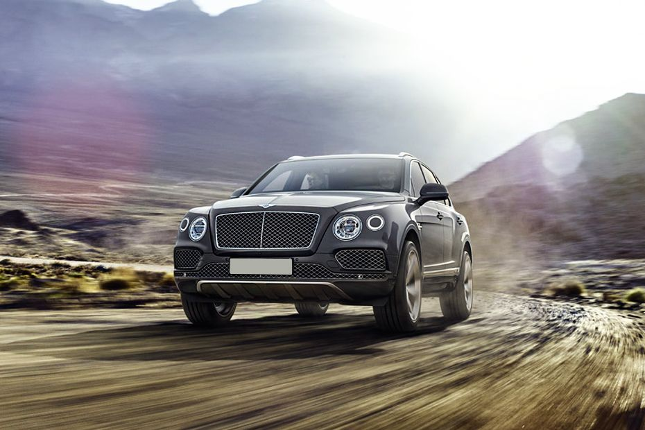 2018 Bentley Bentayga: Mulliner Version, Changes, PRice >> Bentley Bentayga Price Images Review Specs