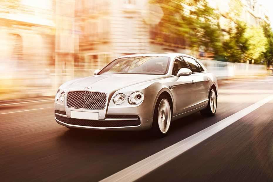 Bentley Flying Spur Front Left Side Image