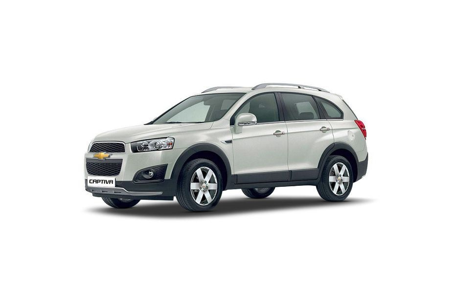 Chevrolet Captiva 2012-2013 Front Left Side Image