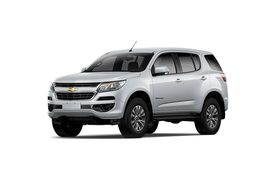 Chevrolet Trailblazer Front Left Side Image