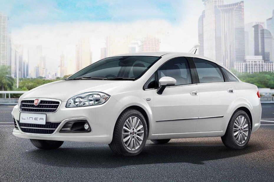 Fiat Linea Front Left Side Image