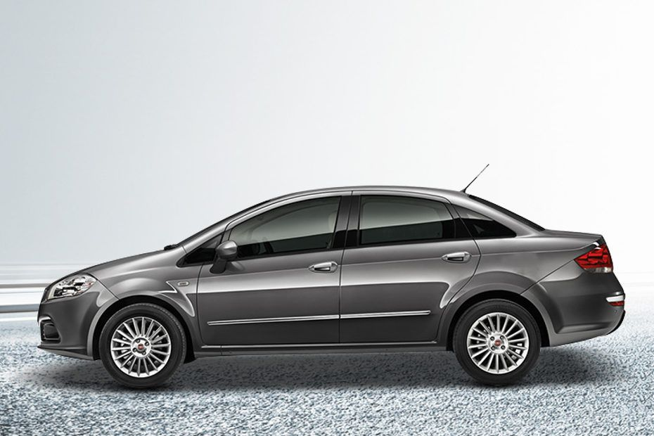 Fiat Linea Side View (Left)  Image