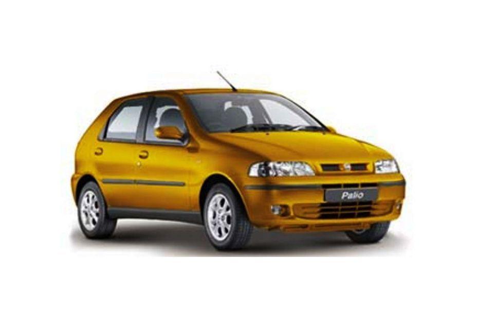 Fiat Palio NV Front Left Side Image