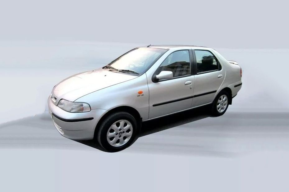 Fiat Petra Front Left Side Image
