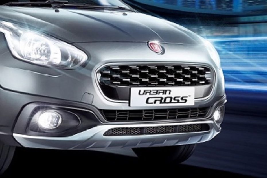 Fiat Urban Cross Grille Image