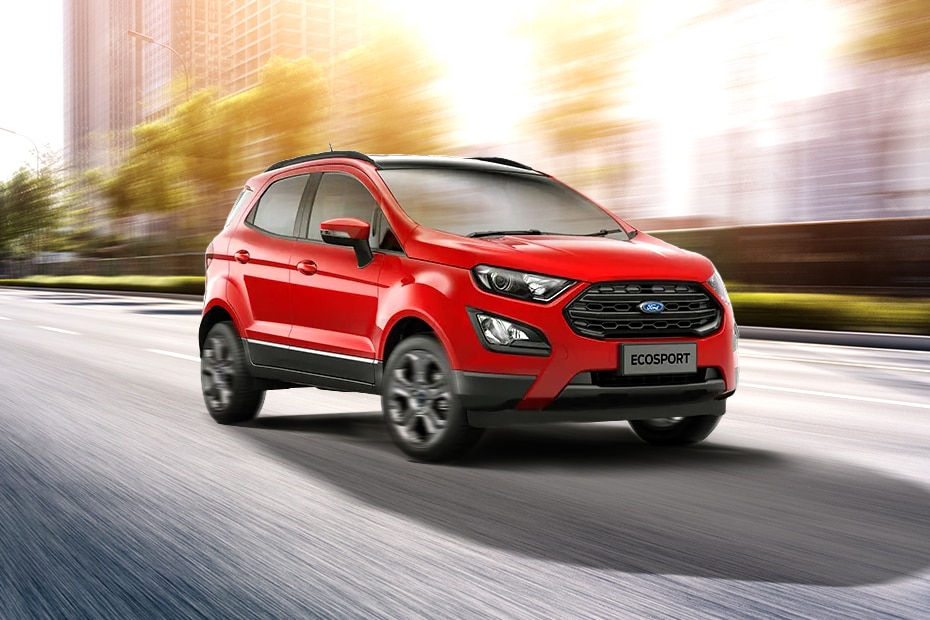 Ford EcoSport Front Left Side