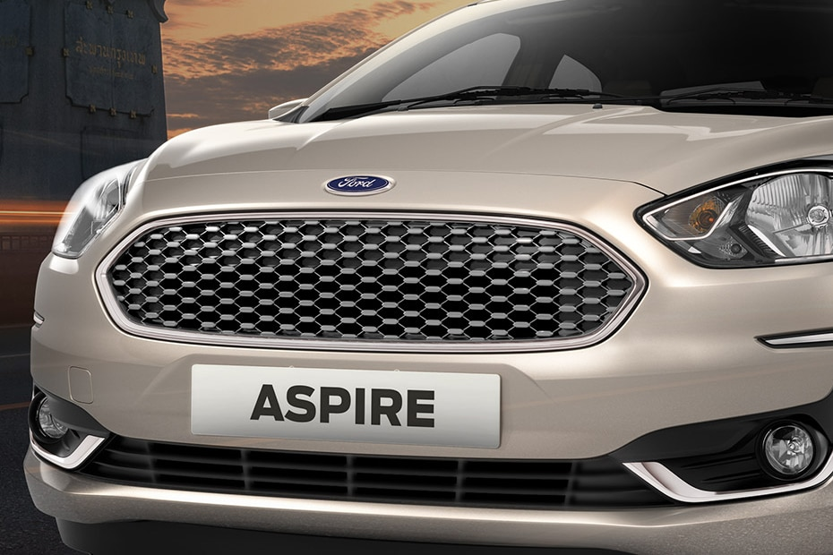 Ford Aspire Grille